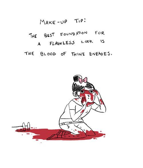 makeup_blood_of_thine_enemies
